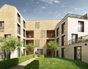 Achat / Vente appartement neuf Paris 15 proche métro Convention (75015) - Réf. 6008