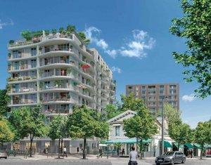 Achat / Vente appartement neuf Paris 16 porte d'Auteuil (75016) - Réf. 1256