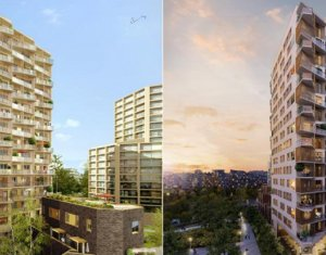 Achat / Vente appartement neuf Paris 17 quartier Clichy Batignolles (75017) - Réf. 1110