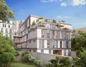 Achat / Vente appartement neuf Paris 5e arrondissement à côté du Jardin des Plantes (75005) - Réf. 1958