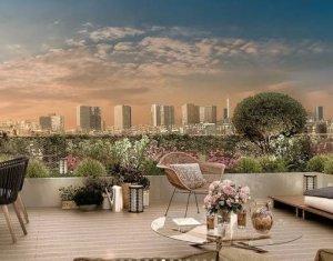 Achat / Vente appartement neuf Paris au coeur du 15eme arrondissement (75015) - Réf. 4620