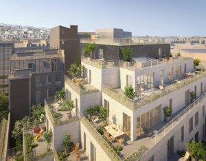 Achat / Vente appartement neuf Paris proche Montmartre (75018) - Réf. 1706