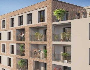 Achat / Vente appartement neuf Paris quartier Portes de  Montrouge (92120) - Réf. 2612