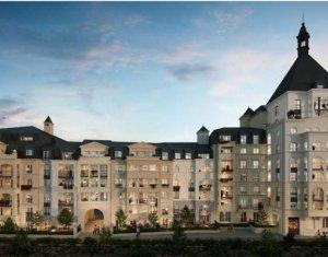 Achat / Vente appartement neuf Plessis-Robinson à 700 mètres du centre-ville (92350) - Réf. 4914