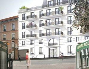 Achat / Vente appartement neuf Puteaux proche mairie (92800) - Réf. 2614