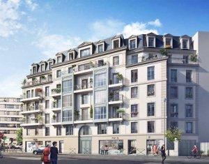 Achat / Vente appartement neuf Puteaux proche métro et tramway (92800) - Réf. 6183