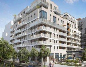 Achat / Vente appartement neuf Rueil-Malmaison face au parc et à deux pas des bords de Seine (92500) - Réf. 4261