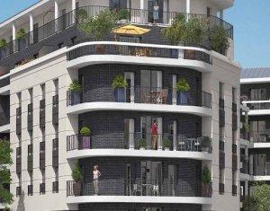 Achat / Vente appartement neuf Rueil-Malmaison proche écoles et RER A (92500) - Réf. 4236