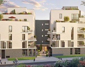 Achat / Vente appartement neuf Rueil-Malmaison quartier Richelieu-Chataigneraie (92500) - Réf. 4372