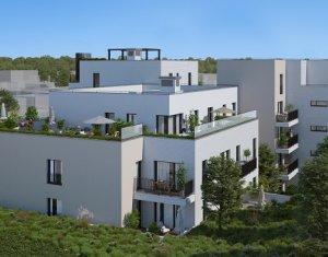 Achat / Vente appartement neuf Rueil-Malmaison quartier Richelieu-Châtaigneraie (92500) - Réf. 3730