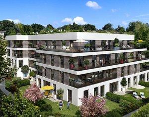 Achat / Vente appartement neuf Saint-Cloud proche gare Le Val d'Or (92210) - Réf. 704
