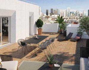Achat / Vente appartement neuf Suresnes face au Bois de Boulogne (92150) - Réf. 4895