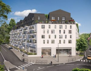 Achat / Vente appartement neuf Villeneuve-la-Garenne La Bongarde (92390) - Réf. 2607