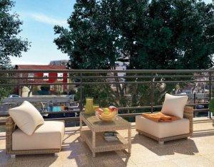 Achat / Vente appartement neuf Villeneuve-la-Garenne proche du parc de la Chanteraine (92390) - Réf. 123