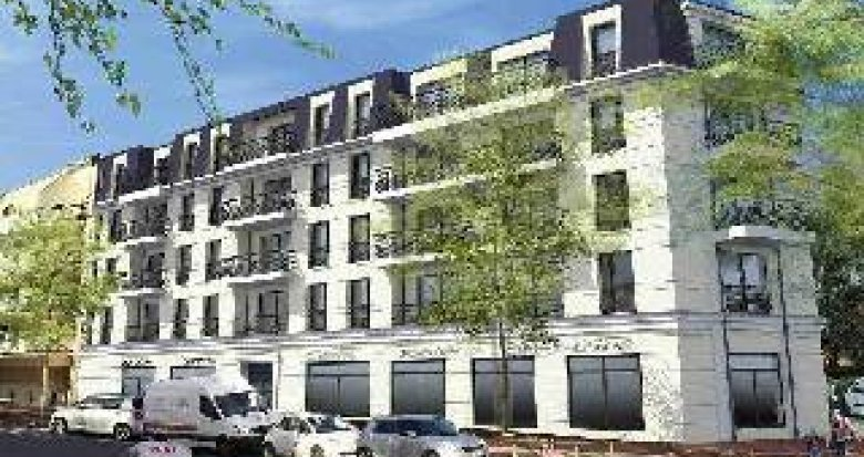Achat / Vente appartement neuf Antony proche RER (92160) - Réf. 3606
