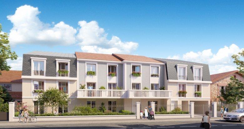 Achat / Vente appartement neuf Antony quartier Bois de l'Aurore (92160) - Réf. 5432