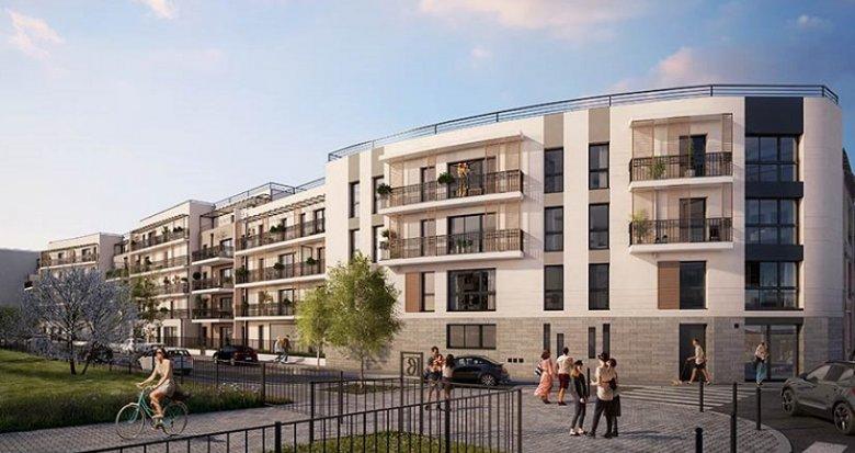 Achat / Vente appartement neuf Bois-Colombes au coeur de l'écoquartier Pompidou Le Mignon (92270) - Réf. 5592
