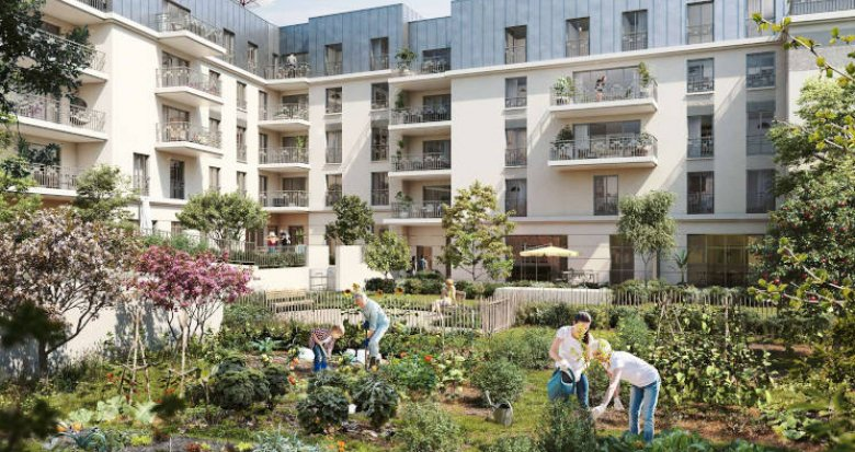 Achat / Vente appartement neuf Châtenay-Malabry (92290) - Réf. 4917