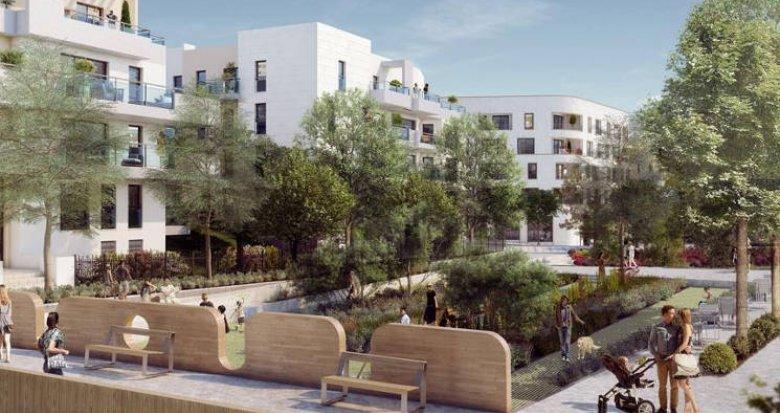 Achat / Vente appartement neuf Châtenay-Malabry en bordure du Parc de Sceaux (92290) - Réf. 3123