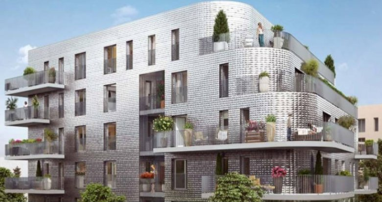 Achat / Vente appartement neuf Châtenay-Malabry proche parc (92290) - Réf. 3819