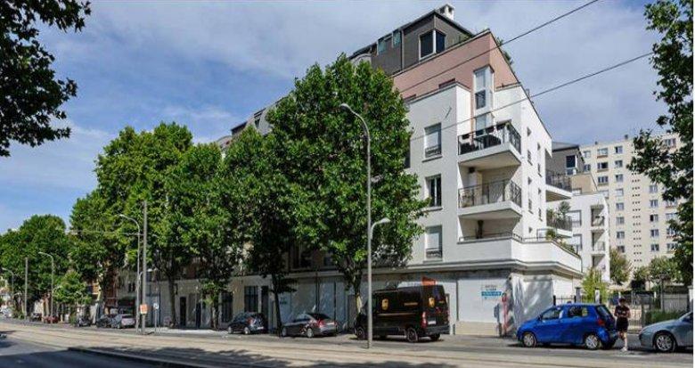 Achat / Vente appartement neuf Châtillon cœur de ville (92320) - Réf. 5366