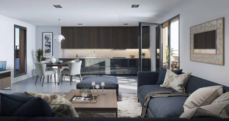Achat / Vente appartement neuf Châtillon proche parc et commodités (92320) - Réf. 4233