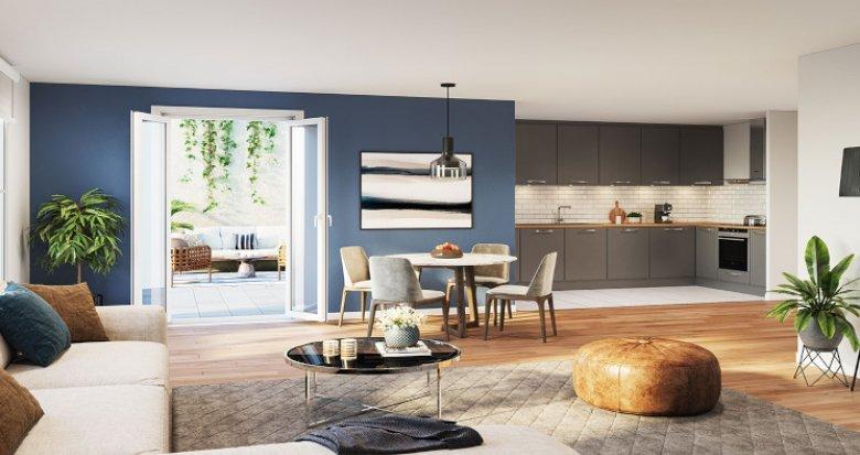 Achat / Vente appartement neuf Chaville à 500m de la gare Rive Droite (92370) - Réf. 5466