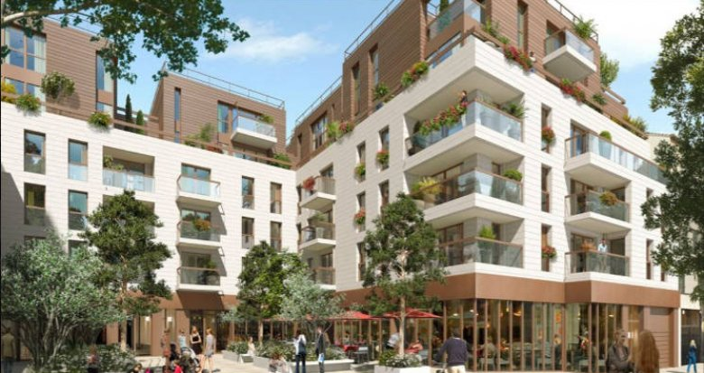 Achat / Vente appartement neuf Chaville au cœur du quartier Atrium (92370) - Réf. 4974