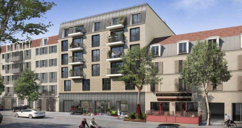 Achat / Vente appartement neuf Chaville proche gare (92370) - Réf. 4698