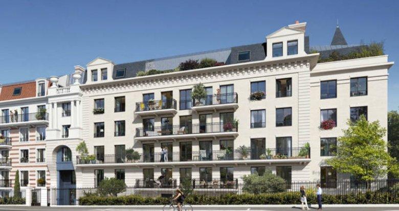 Achat / Vente appartement neuf Clamart à 300 mètres de la gare (92140) - Réf. 4896