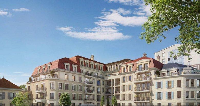 Achat / Vente appartement neuf Clamart à deux pas du Tramway (92140) - Réf. 6173