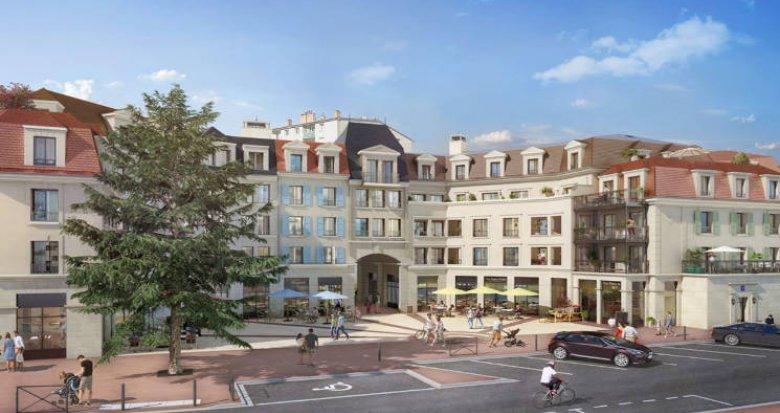 Achat / Vente appartement neuf Clamart à deux pas du Tramway (92140) - Réf. 4753