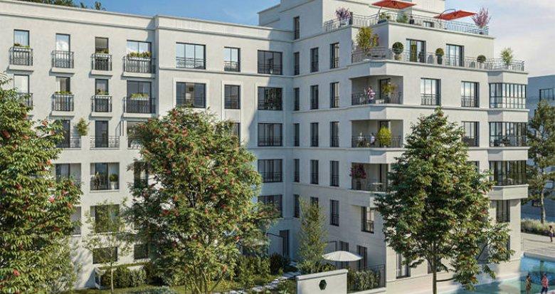 Achat / Vente appartement neuf Clamart au coeur du quartier Grand Canal (92140) - Réf. 6019