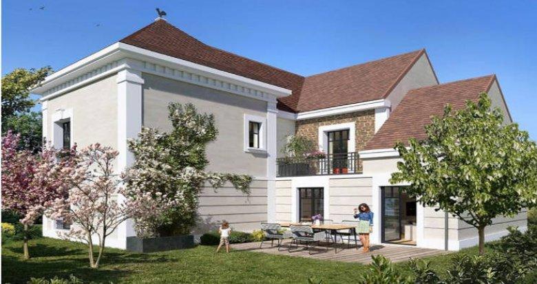 Achat / Vente appartement neuf Clamart au cœur d'un secteur résidentiel (92140) - Réf. 4049