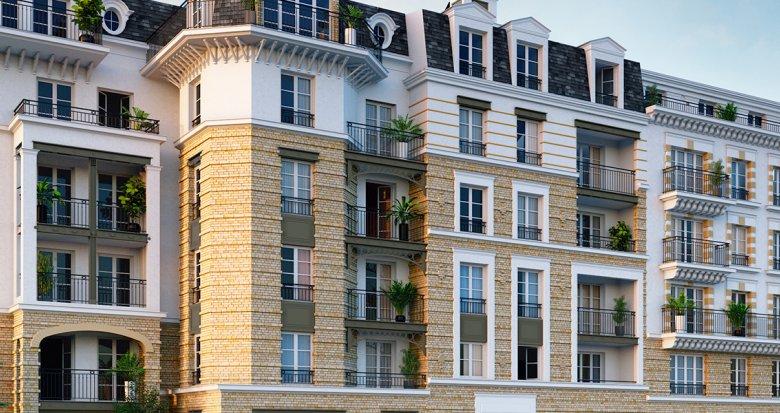 Achat / Vente appartement neuf Clamart proche gare (92140) - Réf. 2871