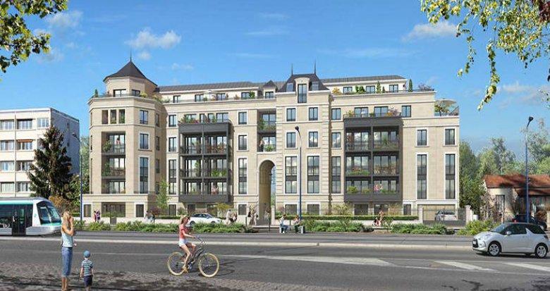 Achat / Vente appartement neuf Clamart proche tramway T6 (92140) - Réf. 3232