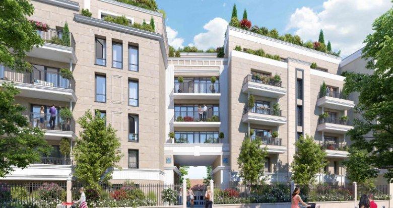 Achat / Vente appartement neuf Clamart proche tramway T6 (92140) - Réf. 4788