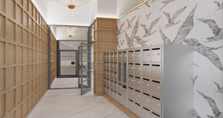 Achat / Vente appartement neuf Clichy à 10 min de La Défense (92110) - Réf. 5681
