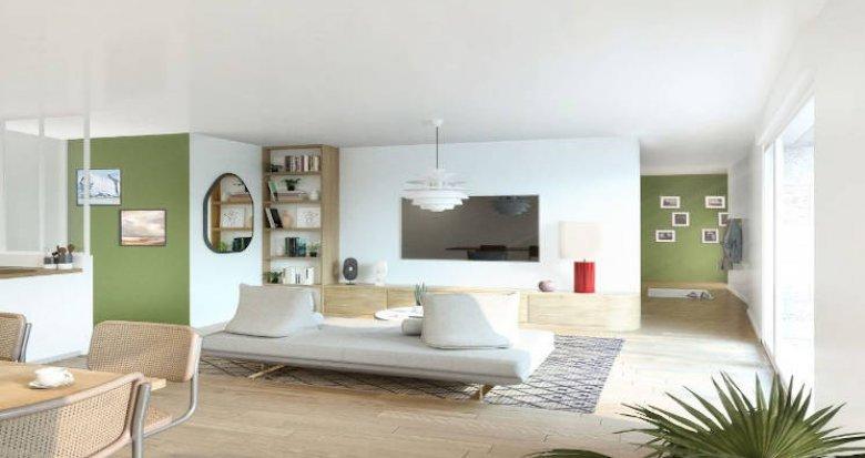 Achat / Vente appartement neuf Clichy au pied des transports (92110) - Réf. 4710