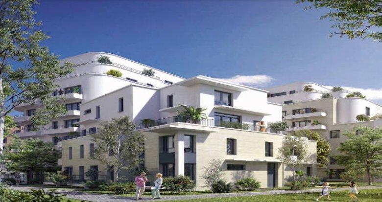 Achat / Vente appartement neuf Colombes à 500 mètres du tramway (92700) - Réf. 4319
