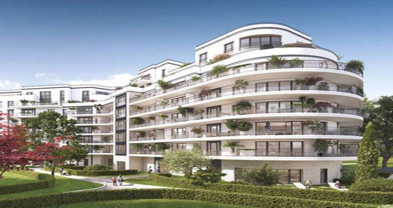 Achat / Vente appartement neuf Colombes au cœur du quartier de l'Arc Sportif (92700) - Réf. 4295