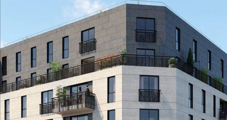 Achat / Vente appartement neuf Courbevoie à 10 min des gares (92400) - Réf. 5053