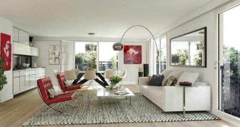 Achat / Vente appartement neuf Fontenay-aux-Roses en coeur de ville (92260) - Réf. 4395