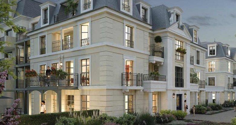 Achat / Vente appartement neuf Garenne-Colombes proche centre-ville et RER (92250) - Réf. 4885