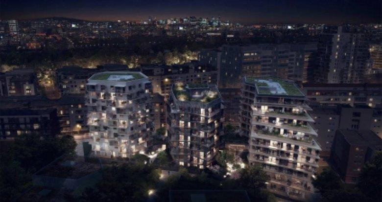 Achat / Vente appartement neuf Issy-les-Moulineaux écoquartier Léon Blum (92130) - Réf. 3467