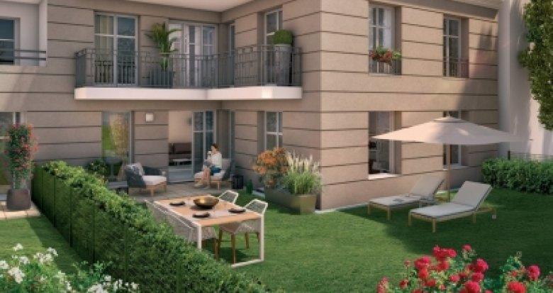 Achat / Vente appartement neuf La Garenne-Colombes aux portes de Paris (92250) - Réf. 2167