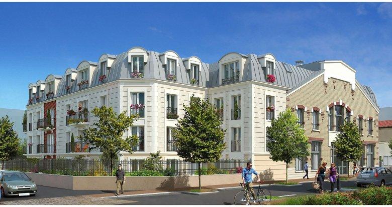 Achat / Vente appartement neuf La Garenne-Colombes proche Place de la Liberté (92250) - Réf. 2044