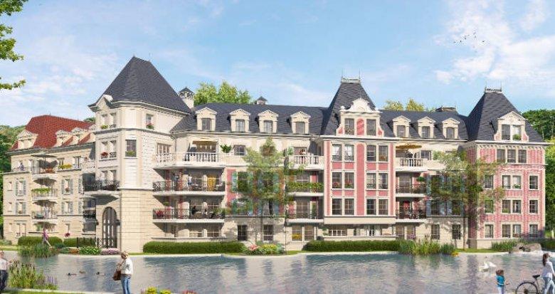Achat / Vente appartement neuf Le Plessis-Robinson à 2 pas des transports (92350) - Réf. 5039