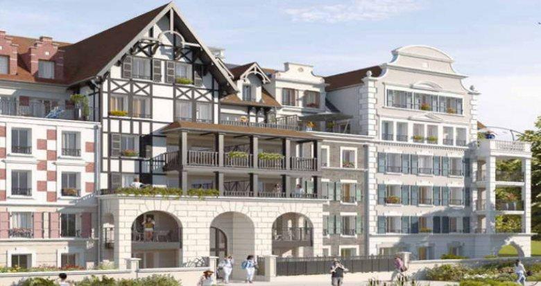 Achat / Vente appartement neuf Le Plessis-Robinson au cœur de Plessis Capitales (92350) - Réf. 5038