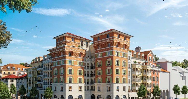 Achat / Vente appartement neuf Le Plessis-Robinson nouveau quartier du Ponant (92350) - Réf. 6275